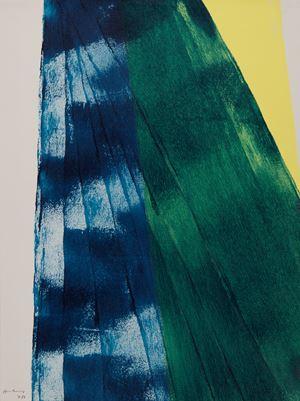 Sans titre by Hans Hartung contemporary artwork