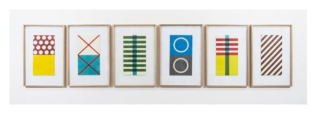 The Passengers No 1 by Peter Atkins contemporary artwork