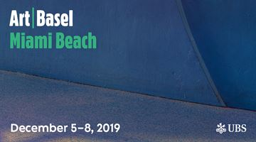 Contemporary art exhibition, Art Basel in Miami Beach 2019 at Esther Schipper, Berlin