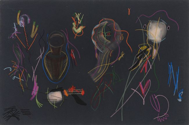 In de Vaas, Uit de Vaas (In the Vase, Out the Vase) by Anne-Mie Van Kerckhoven contemporary artwork