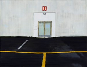The Door by Wang Qiang contemporary artwork