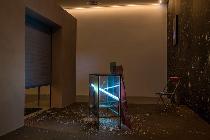 Exhibition view: Chen Wei, Goodbye,ShanghART, Westbund, Shanghai (7 September–20 October 2019). Courtesythe artist and ShanghART.