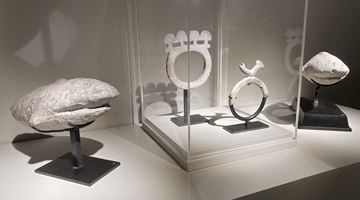 Contemporary art exhibition, Group Exhibition, Solomons, Santa Cruz and Bismarck Archipelagos at Galerie Meyer - Oceanic & Eskimo Art, Paris