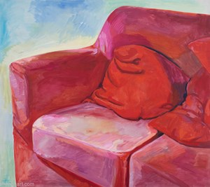 My Sofa 5 by Liu Weijian contemporary artwork