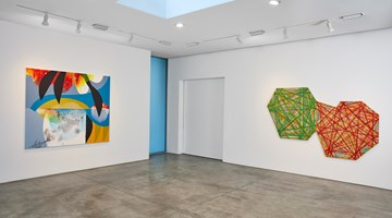 Contemporary art exhibition, Group Exhibition, cart, horse, cart at Lehmann Maupin, 536 West 22nd Street, New York, USA
