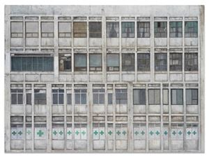 Jongam-dong Building by Jae Ho Jung contemporary artwork