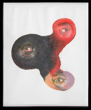 Ooks by Tony Oursler contemporary artwork