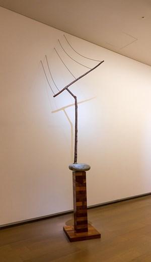 Suspending cloud 停雲 by Tsai Ken contemporary artwork
