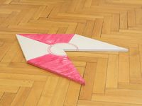 Tecpatl II by Mariana Castillo Deball contemporary artwork sculpture