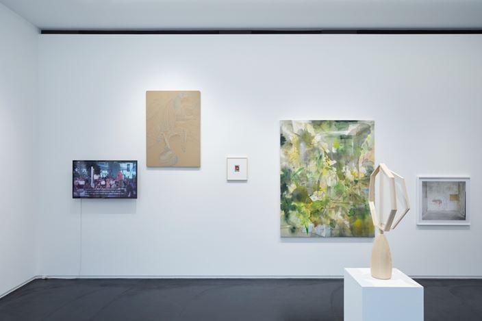 Roppongi New Space Inaugural Exhibition:'MOVED', 2016, Exhibition view at Taka Ishii Gallery, Tokyo. Photo: Kenji Takahashi, Courtesy Taka Ishii Gallery.