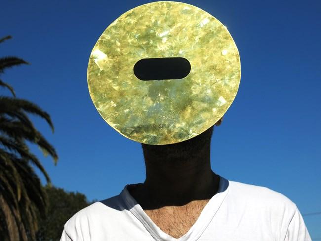 We who spin around you by Eduardo Navarro contemporary artwork