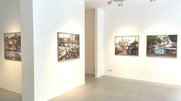 Contemporary art exhibition, Peter Bialobrzeski, No Buddha in Suburbia at Galerie—Peter—Sillem, Frankfurt
