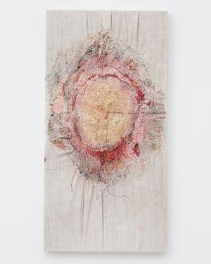 水蜜桃 a peach by Junko Oki contemporary artwork