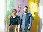 Home and work: Martino Gamper and Francis Upritchard