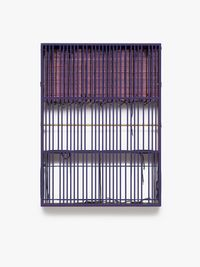 Mat 55 x 40 #19-09 by Suki Seokyeong Kang contemporary artwork sculpture, textile