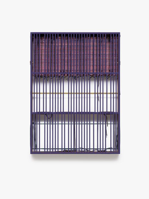 Mat 55 x 40 #19-09 by Suki Seokyeong Kang contemporary artwork