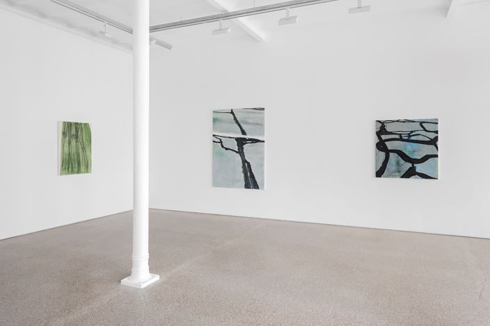 Exhibition view:Koen van den Broek, Keep it together, Galerie Greta Meert, Brussels (7 November 2019–18 January 2020). CourtesyGalerie Greta Meert.