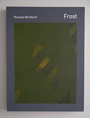 Frost / Thomas Bernhard by Heman Chong contemporary artwork