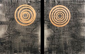 Telescoping by Caroline Rothwell contemporary artwork