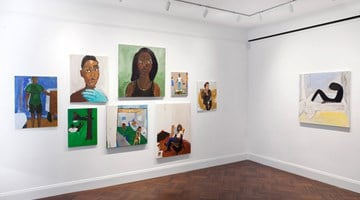 Contemporary art exhibition, Henry Taylor, Solo exhibition at Blum & Poe, New York