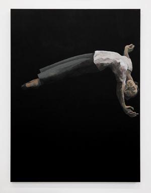 Intrusive Thought by Lenz Geerk contemporary artwork