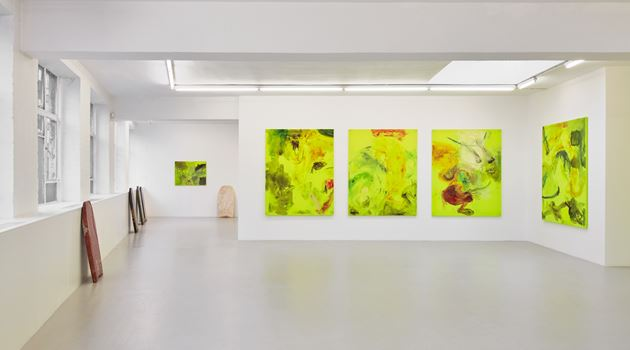 Campoli Presti contemporary art gallery in London, United Kingdom