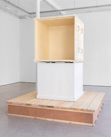 Exhibition view: Didier Vermeiren, Galerie Greta Meert, Brussels (2 April–19 June 2021). Courtesy Galerie Greta Meert.