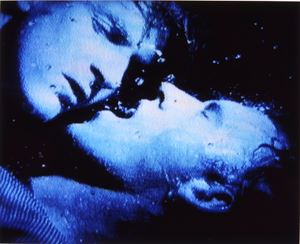 When I Put My Hands on Your Body by David Wojnarowicz & Marion Scemama contemporary artwork