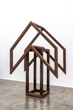 Seta [Arrow] by Raul Mourão contemporary artwork