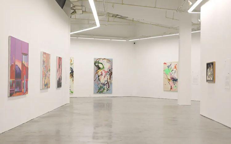 Exhibition view: Group exhibition, I-Define, A Thousand Plateaus Art Space, Chengdu (28 November 2020–17 January 2021).Courtesy A Thousand Plateaus Art Space.