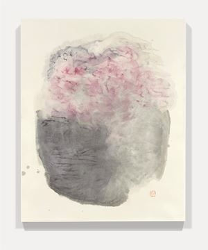 Monumental Florals No. 15 《大缸花之十五》 by Xu Longsen contemporary artwork