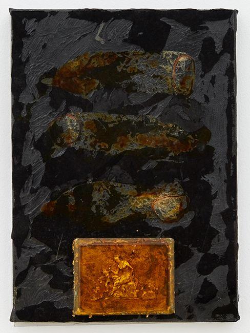 Untitled by Derek Jarman contemporary artwork