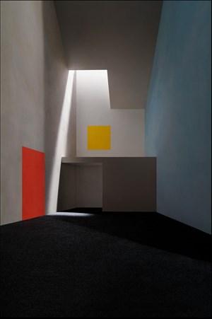 Vestibule 2 by James Casebere contemporary artwork