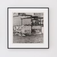 Untitled (Empty lot). Seoul, 2020. by Jookyung Lee contemporary artwork photography