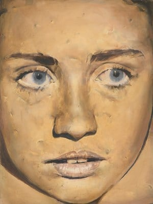 Untitled (Miss) by Jan De Maesschalck contemporary artwork