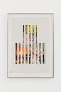 Discrete Model 035 by Goshka Macuga contemporary artwork works on paper