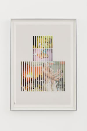 Discrete Model 035 by Goshka Macuga contemporary artwork