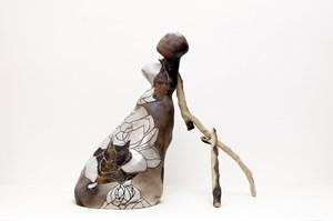 Balancing the World IX by Belinda Fox and Jason Lim contemporary artwork
