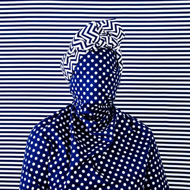Dots I by Alia Ali contemporary artwork