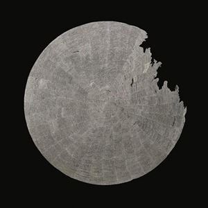 The Gibbous Moon by Waqas Khan contemporary artwork