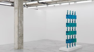 Contemporary art exhibition, Mark Hagen, Nude Group Therapy at Almine Rech, Brussels
