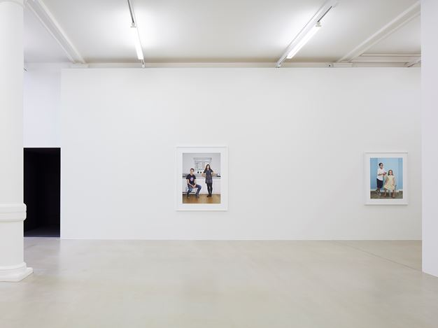 Exhibition view: Rineke Dijkstra, Marian Goodman Gallery, London (12 March–25 July 2020). Courtesy Marian Goodman Gallery.