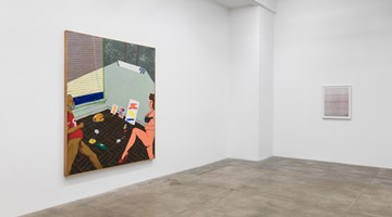 Contemporary art exhibition, Group Exhibition, After Hours in a California Art Studio at Andrew Kreps Gallery, New York
