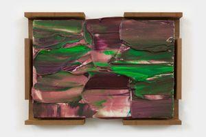 Standing on the four corners / 地にも海にも木にも風は吹かない by Kenjiro Okazaki contemporary artwork
