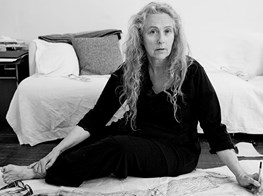 Feminist artist Kiki Smith: 'Getting older, certain things quiet'