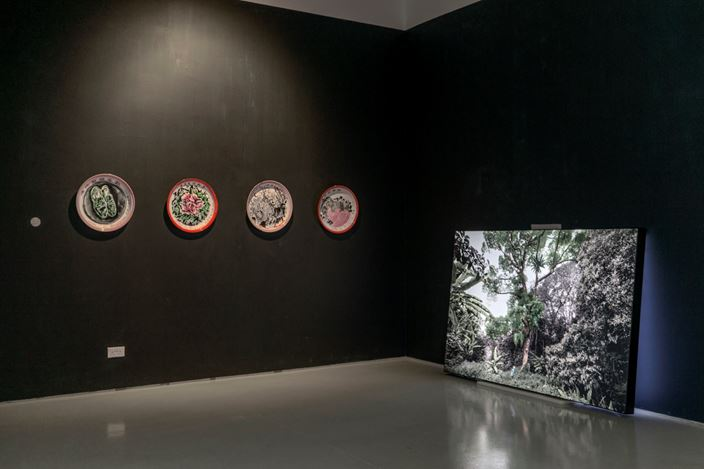 Exhibition view: contemporary, ShanghART, Singapore (1 September–31 December 2020). Courtesy ShanghART, Singapore.
