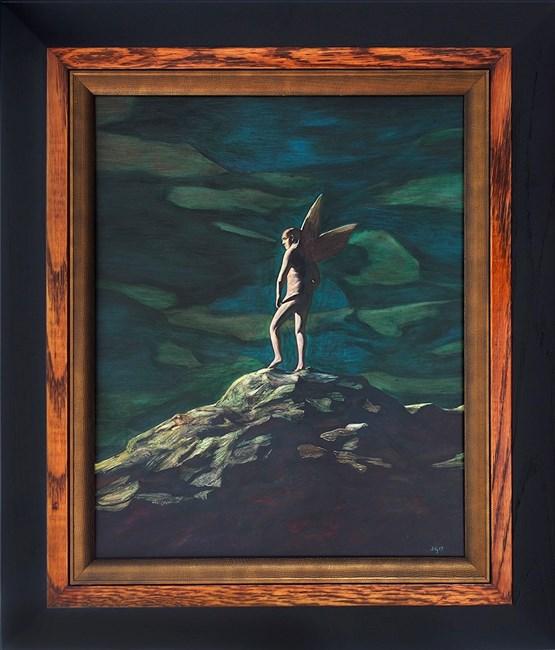 Illegitimate Son by Jason Greig contemporary artwork