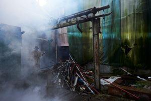 Detritus Springs 550 by Jill Orr contemporary artwork