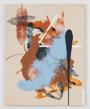 Minor Gods by Elizabeth Neel contemporary artwork
