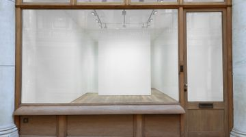 Sadie Coles HQ contemporary art gallery in Bury Street, London, United Kingdom